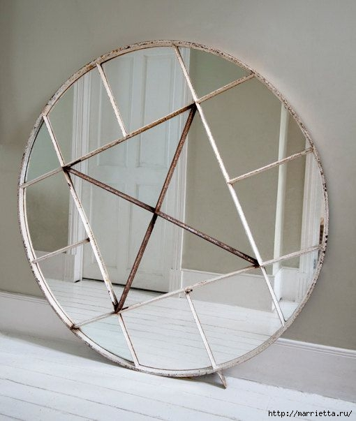 Зеркальная мозаика. Роскошные идеи для вдохновения (12) (510x603, 128Kb)