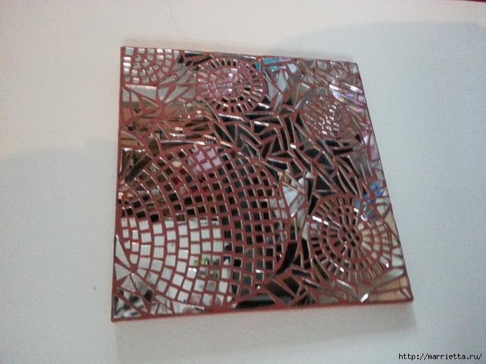 Зеркальная мозаика. Роскошные идеи для вдохновения (25) (700x525, 282Kb)