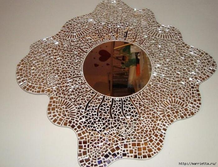 Зеркальная мозаика. Роскошные идеи для вдохновения (47) (700x539, 309Kb)