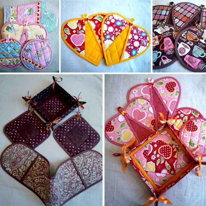 Текстильные аксессуары для дома своими руками 18