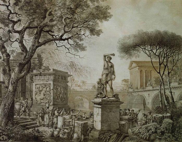 Только Италия в Третьяковской галерее (4) (700x546, 403Kb)