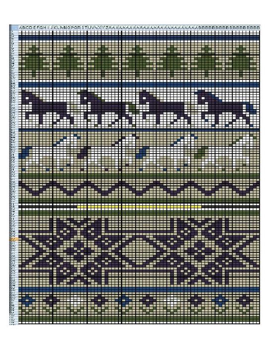 Icelandic_Horses_Xmas_stocking_chart.page1 (541x700, 370Kb)