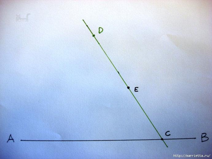 Урок лоскутного шитья. Блок ВЕРТУШКА (8) (690x517, 158Kb)