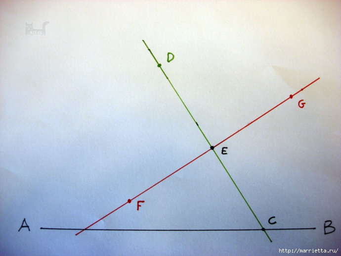 Урок лоскутного шитья. Блок ВЕРТУШКА (10) (690x517, 159Kb)