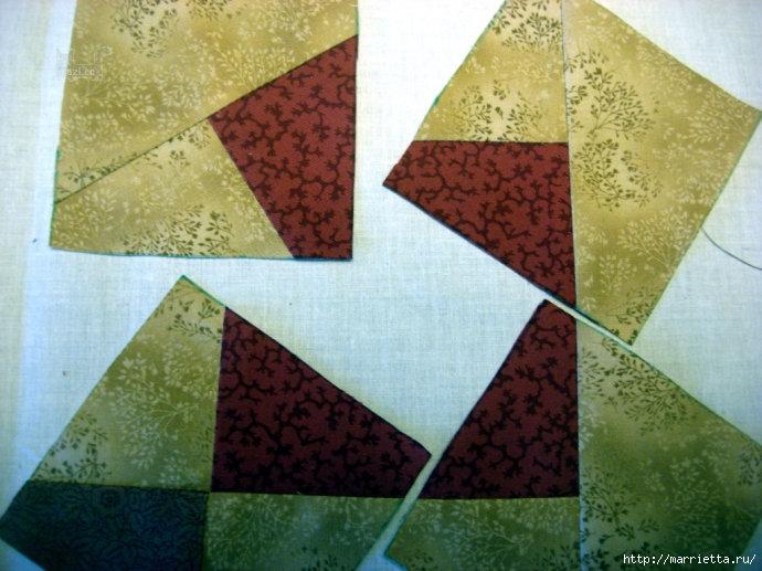 Урок лоскутного шитья. Блок ВЕРТУШКА (13) (690x517, 235Kb)