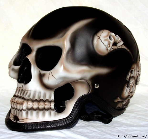 Airbrushed-Skull-Motorcycle-Helmets- (620x580, 196Kb)