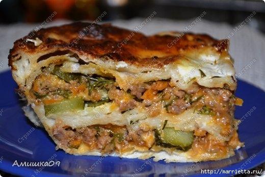 Рецепт мясного пирога из лаваша (10) (520x347, 122Kb)