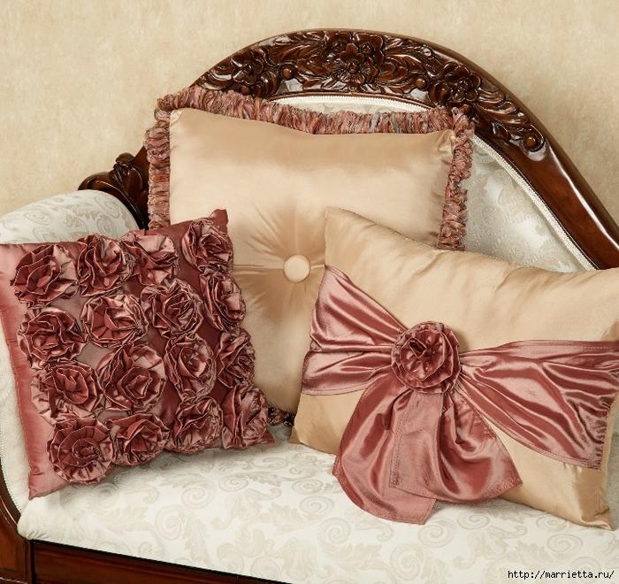 Текстиль в спальне. Шикарные идеи (37) (700x660, 401Kb)