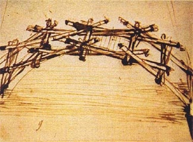 обещанные Леонардо в его