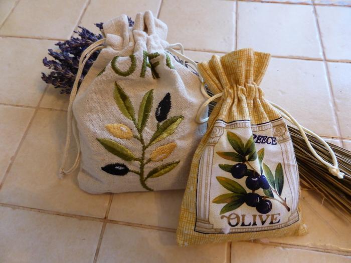 Мешочек для хранения трав своими руками