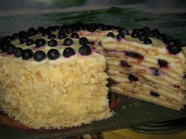 торт лесная ягода (600x450, 201Kb)