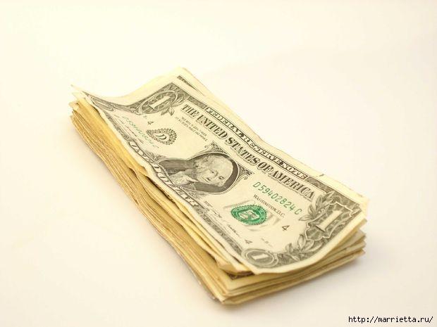 Денежный букет из долларовых розочек (22) (620x465, 84Kb)