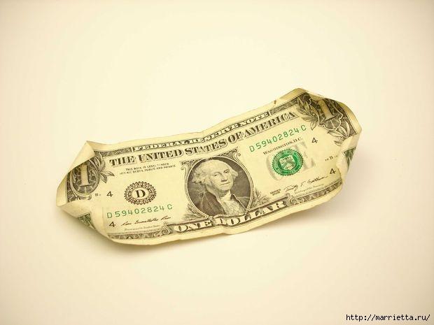 Денежный букет из долларовых розочек (28) (620x465, 83Kb)