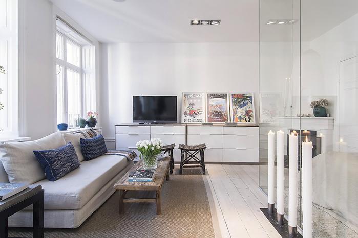 дизайн интерьера в скандинавском стиле фото 3 (700x466, 278Kb)