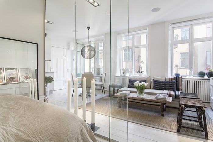 дизайн интерьера в скандинавском стиле фото 7 (700x466, 309Kb)