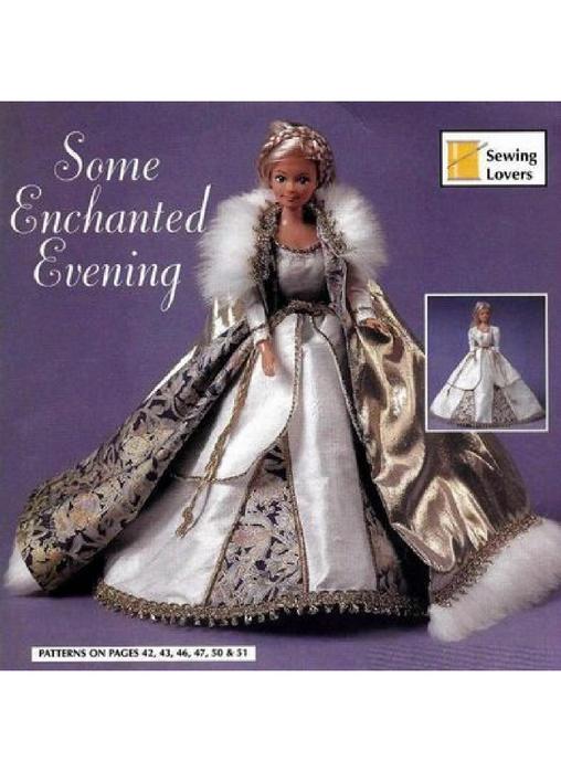 Как сшить своими руками пышное платье на куклу