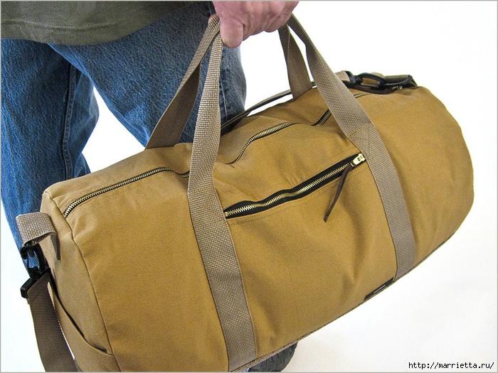 Как сшить спортивную сумку. Мастер-класс (45) (700x525, 305Kb)