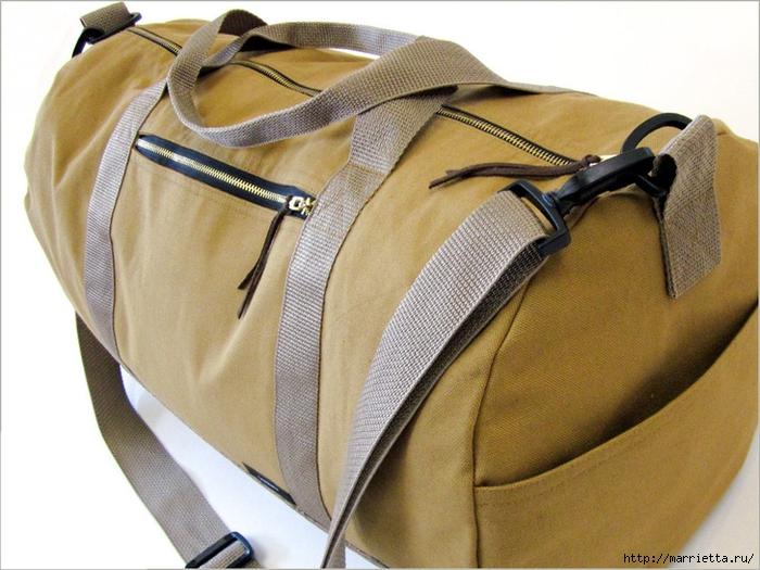 Как сшить спортивную сумку. Мастер-класс (49) (700x525, 294Kb)