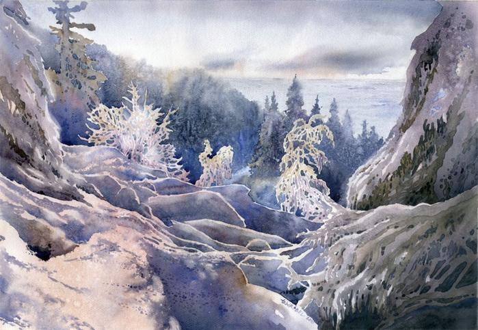 Зимние нюансы (700x483, 394Kb)