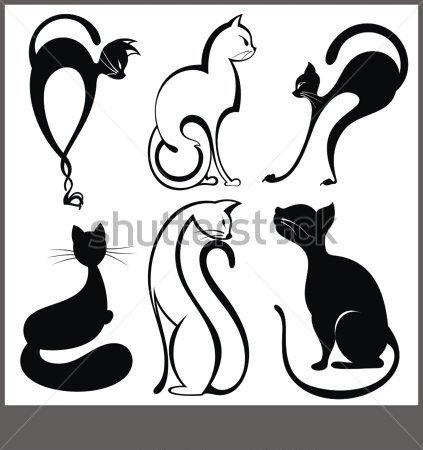 4017627_blackcatsetofcats (423x450, 32Kb)