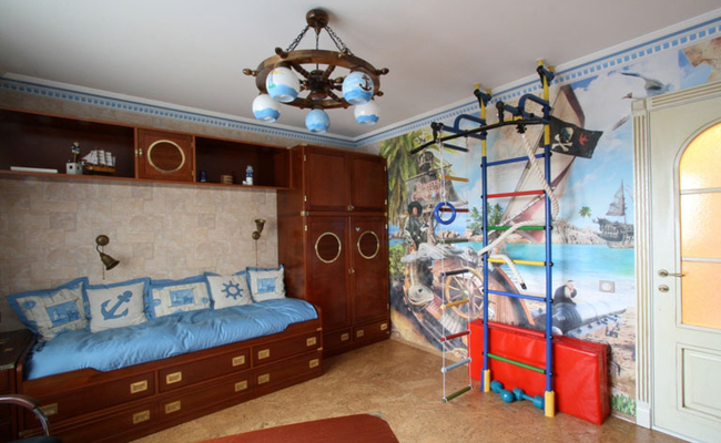 мебель для мальчика (650x400, 327Kb)