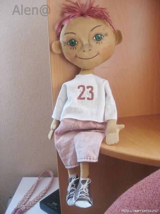 Шьем кукол. Футболист ПАШКА (11) (525x700, 286Kb)