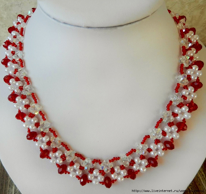 free-pattern-beaded-necklace-tutorial-1 (700x658, 314Kb)