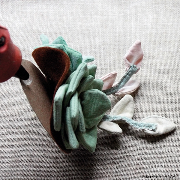 Комнатные растения из ткани. Суккуленты (17) (600x600, 324Kb)