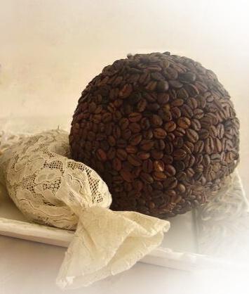 поделки из кофейных зерен (38) (355x418, 117Kb)