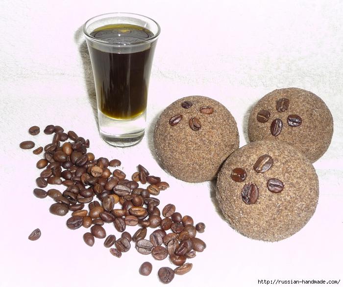 поделки из кофейных зерен (40) (700x587, 318Kb)