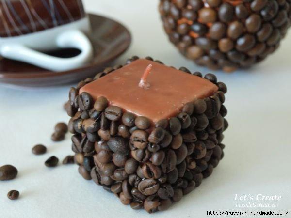поделки из кофейных зерен (44) (600x450, 109Kb)