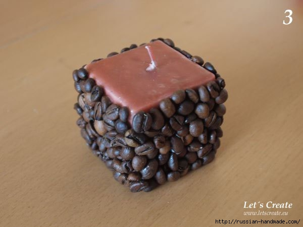 поделки из кофейных зерен (46) (600x450, 88Kb)