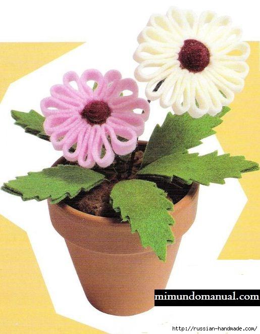цветы из фетра (3) (515x661, 155Kb)