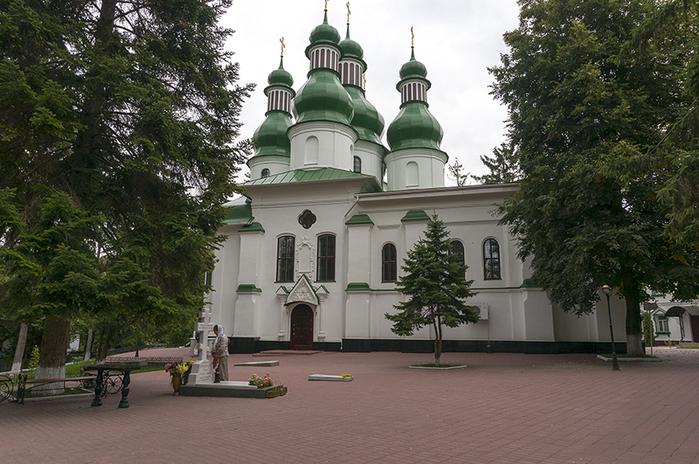 Крестовокупольный Троицкий