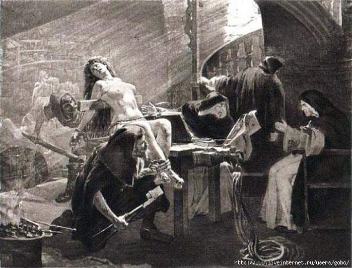 Инквизиция пытки женщин 17 фотография