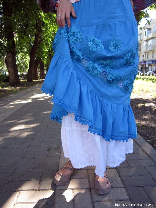 Бирюзовая юбка (3) (525x700, 329Kb)