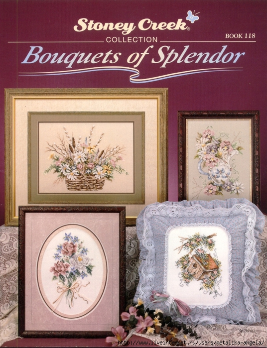 118 Bouquets of Splendor 1 (536x700, 342Kb)