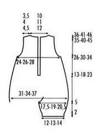 вязание для грудничков (5) (346x437, 38Kb)