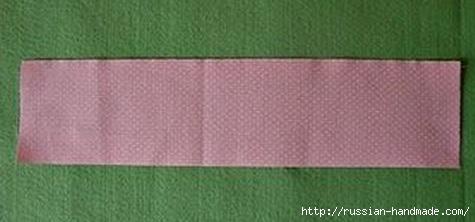 Бантик для украшения детской одежды. Шитье (1) (475x222, 56Kb)