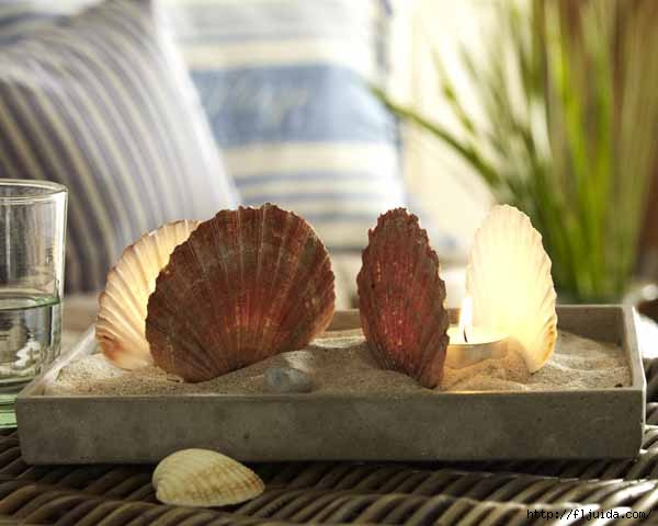 beach-home-decorating-ideas-seashells-candles-sand-tray (600x480, 110Kb)