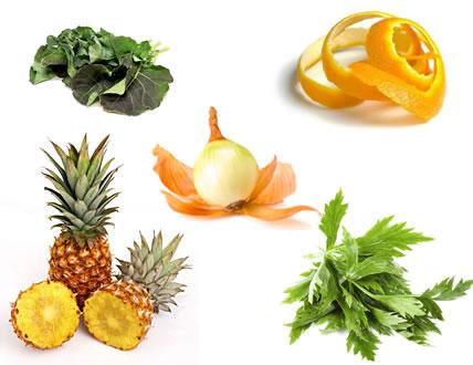 Полезные пищевые отходы, которые не стоит выбрасывать