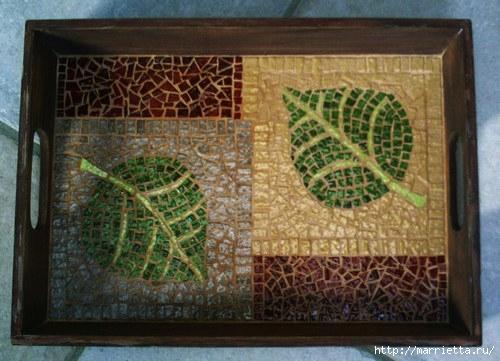 Мозаика на подносах. Мастер-класс и замечательные идеи (17) (500x361, 129Kb)
