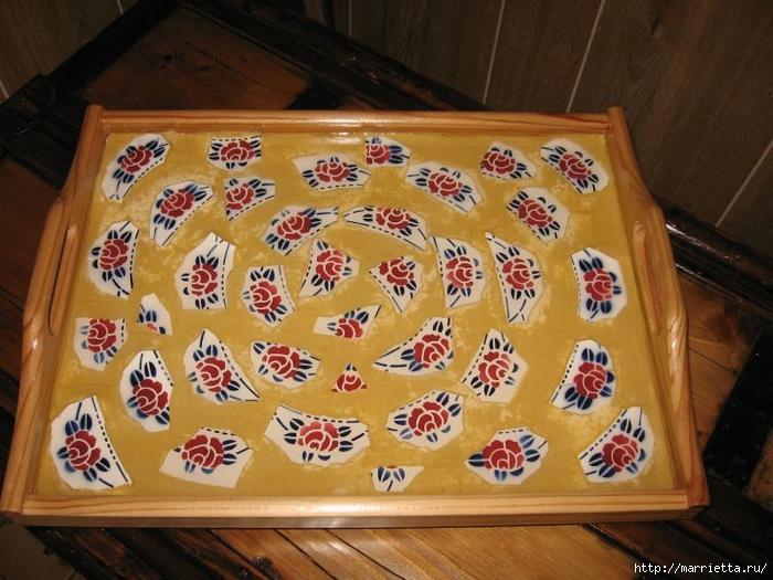 Мозаика на подносах. Мастер-класс и замечательные идеи (22) (700x525, 295Kb)