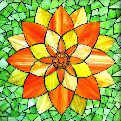 Мозаика на подносах. Мастер-класс и замечательные идеи (61) (400x400, 281Kb)