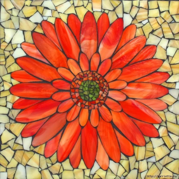 Мозаика на подносах. Мастер-класс и замечательные идеи (64) (700x700, 403Kb)