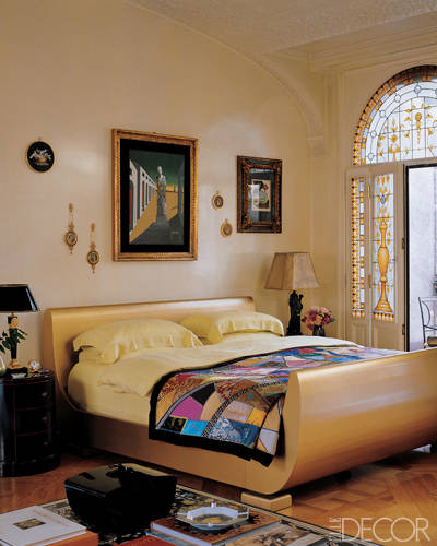 Спальня Донателла Версаче