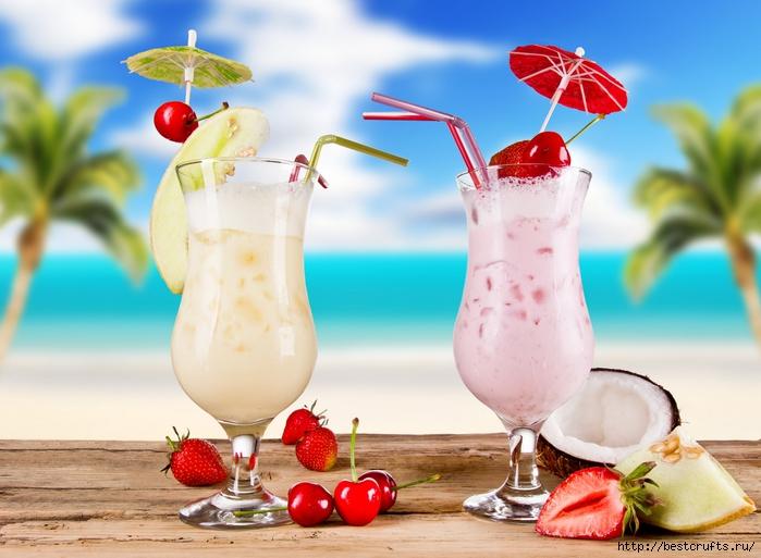 Рецепты охлаждающих коктейлей (700x513, 245Kb)