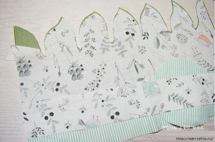 Bolsa de la materia textil por un rollo de papel higiénico.  Cosa ti mismo (6) (700x462, 234Kb)
