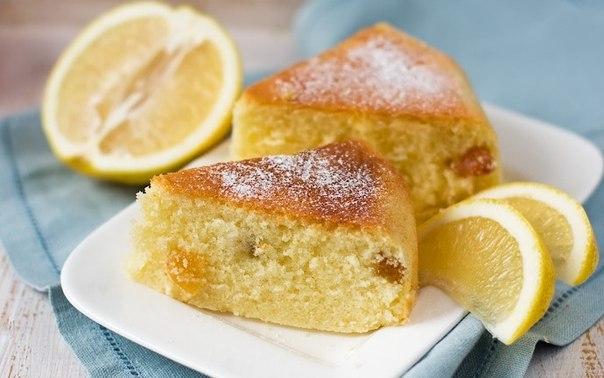 кекс лимонный (604x378, 190Kb)