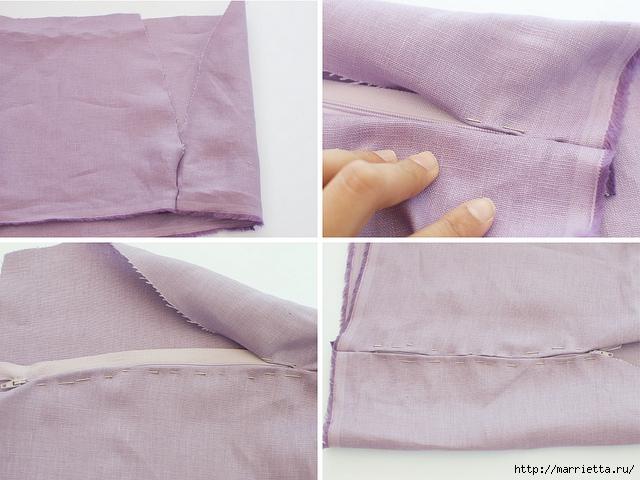 Переделка и пошив одежды. Юбка ГОДЕ  (15) (640x480, 215Kb)